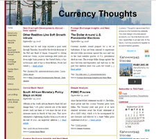 Currency Thoughts