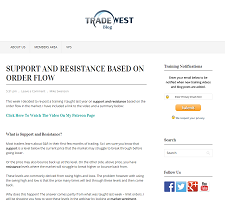TradeWest Forex Blog
